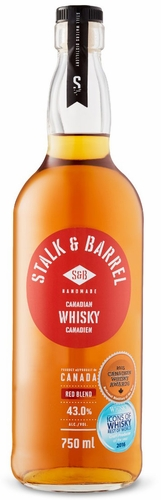 Stalk & Barrel Canadian Whisky Red Label