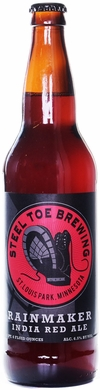 Steel Toe Rainmaker Double Red Ale 22oz