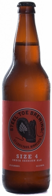 Steel Toe Size 4 Session IPA
