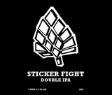 Steel Toe Sticker Fight Double IPA