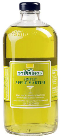 Stirrings Apple Martini Mixer