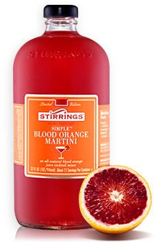 Stirrings Blood Orange Mixer