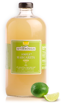 Stirrings Margarita Mixer