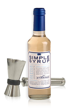 Stirrings Simple Syrup 12oz