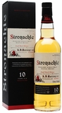 Stronachie 10 Year Old Single Malt Scotch