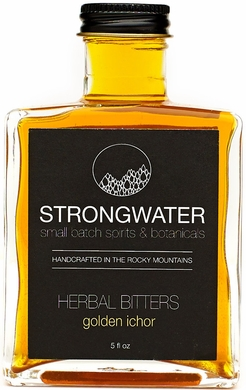 Strongwater Golden Ichor Herbal Bitters