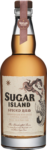 Sugar Island Spiced Rum 750ML
