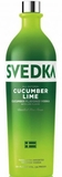 Svedka Cucumber Lime Flavored Vodka 1L