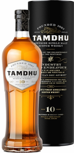 Tamdhu 10 Year Old Single Malt Scotch