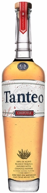 Tanteo Chipotle Flavored Tequila