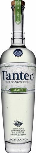 Tanteo Jalapeno Infused Tequila 750ML