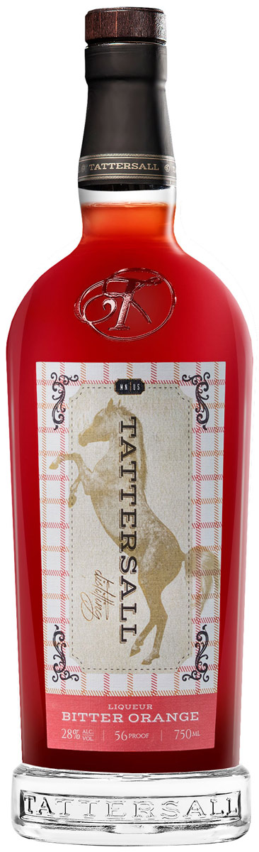 Tattersall Bitter Orange Liqueur