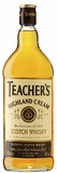 Teachers Highland Cream Blended Scotch 1L