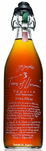 Tears of Llorona No. 3 Extra Anejo Tequila 1L
