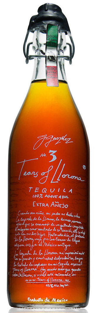 Tears of Llorona No. 3 Extra Anejo Tequila 375ML