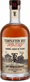 Templeton 10 Year Old Rye Whiskey