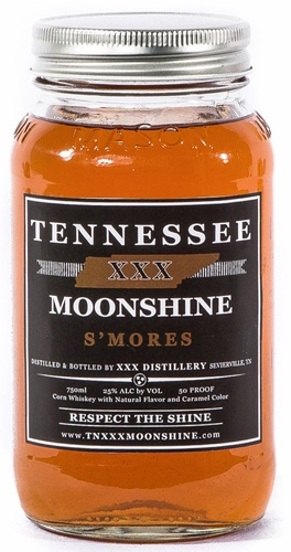 Tennessee XXX S'mores Flavored Moonshine
