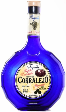 Tequila Corralejo Triple Distilled Reposado