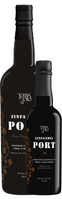 Terra dOro Zinfandel Port 750ML