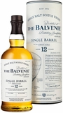 Balvenie 12 Year Old Single Barrel Single Malt Scotch 750ML