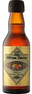 The Bitter Truth Grapefruit Bitters  CASE OF (12) 200ML