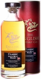 The English Whisky Co. Classic Unpeated Cask Strength English Whisky 750ML