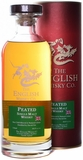The English Whiskey Co. Peated Cask Strength English Whiskey