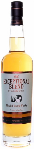 The Exceptional Blend Scotch Whisky 750ML