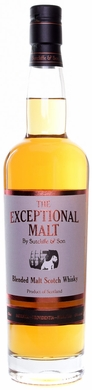 The Exceptional Malt Blended Scotch Whisky 750ML