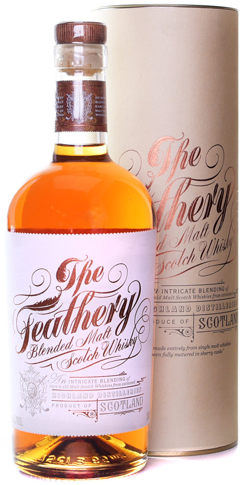 The Feathery Blended Malt Whisky 750ML
