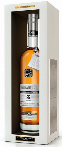 The Girvan Patent Still 25 Year Old Single Grain Whisky 750ML
