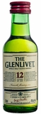 The Glenlivet 12 Year Old Single Malt Scotch 50ML