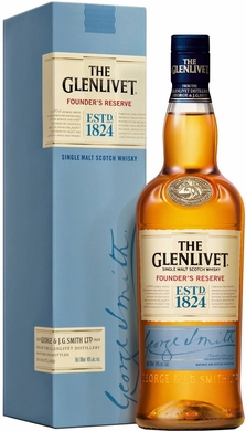 The Glenlivet Founder's Reserve Single Malt Scotch