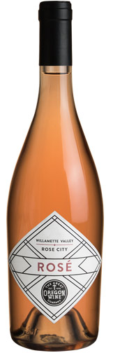 The Great Oregon Wine Co. Rose City Rose 750ML 2016