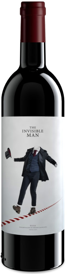 The Invisible Man Tempranillo 2011
