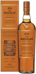 The Macallan Edition No.2 Single Malt Scotch