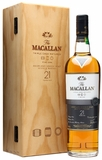 The Macallan Fine Oak 21 Year Old Single Malt Scotch