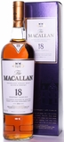 The Macallan Sherry Cask 18 Year Old Single Malt Scotch
