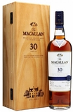 The Macallan Sherry Cask 30 Year Old Single Malt Scotch