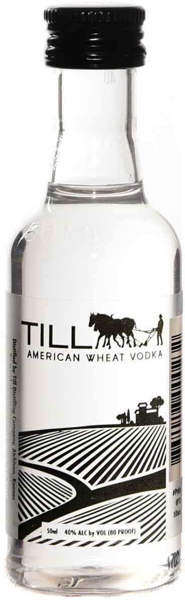Till American Wheat Vodka 50ml
