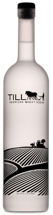 Till American Wheat Vodka 1L