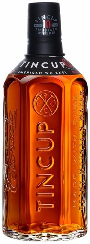Tin Cup 10 Year Old American Whiskey 750ML