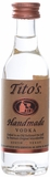 Tito's Handmade Vodka 50ml