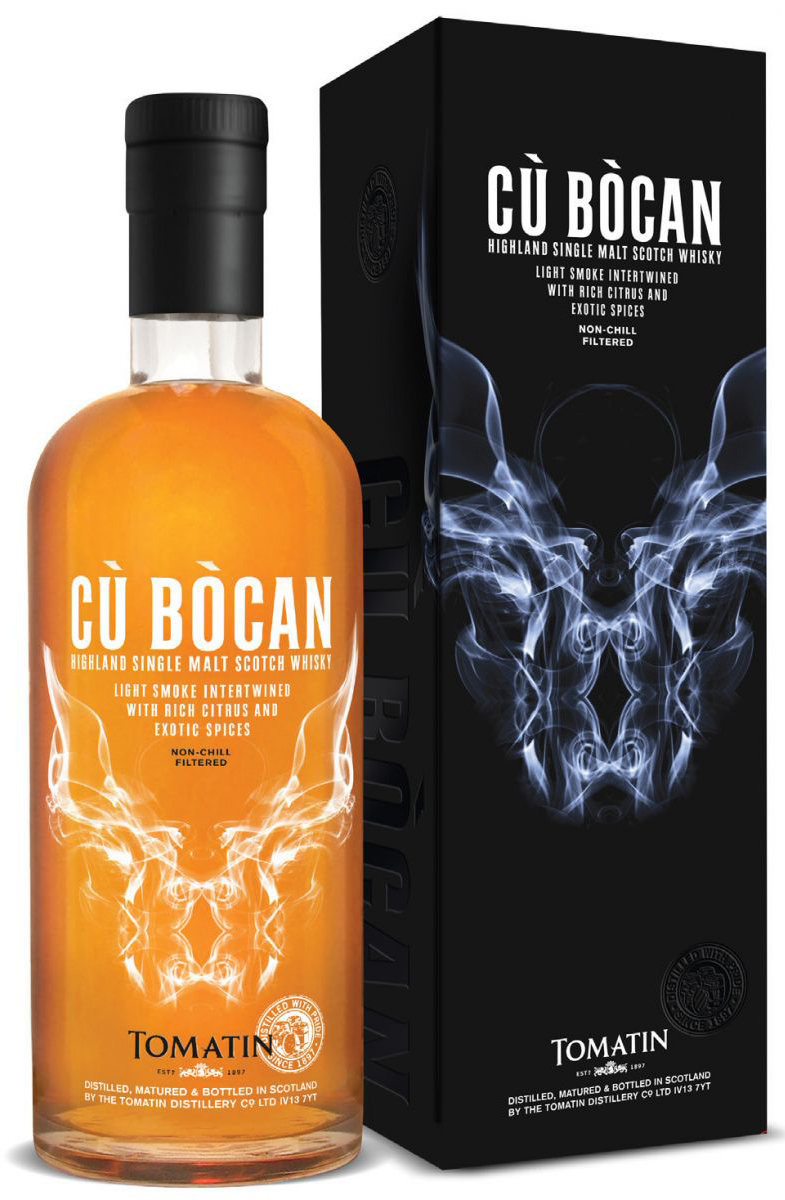 Tomatin Cu Bocan Single Malt Scotch