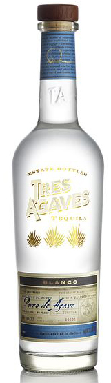 Tres Agaves Blanco Tequila 750ML