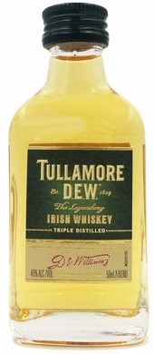 Tullamore DEW Irish Whiskey 50ML