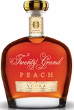 Twenty Grand Peach Flavored Vodka