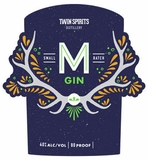 Twin Spirits M Gin 375ML