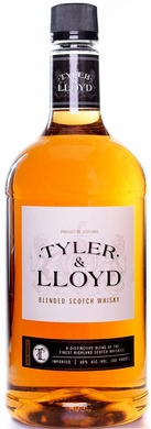 Tyler & Lloyd Blended Scotch Whisky 1.75L