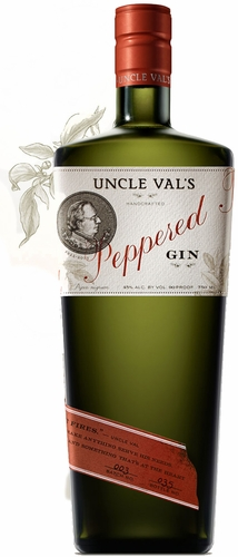 Uncle Vals Peppered Gin 750ML